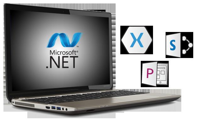 .Net framework, PowerPoint, Xamarin, Sharepoint services