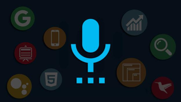 Voice search optimization through SEO