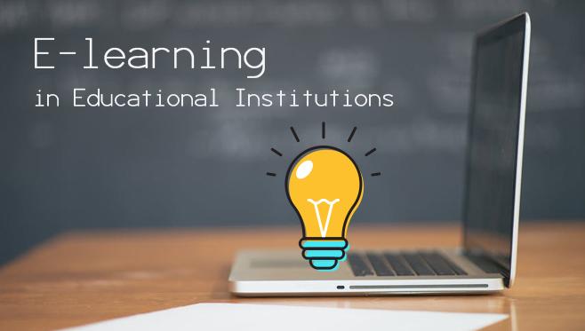 E-learning in Edtech Industry